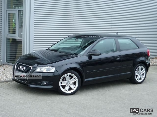 2008 audi a3 2 0l tdi ambition 6 speed xenon car photo and specs. Black Bedroom Furniture Sets. Home Design Ideas