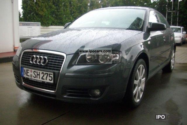 2008 Audi  A3 * climate control * Heated seats * 36937KM Estate Car Used vehicle photo