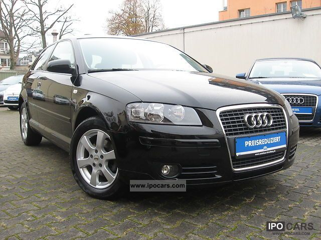 2007 Audi  A3 1.4 TFSI TOP maintained! Limousine Used vehicle photo
