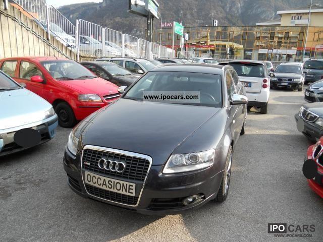 2005 Audi  A6 Avant S-line Prezzo trattabile Estate Car Used vehicle photo