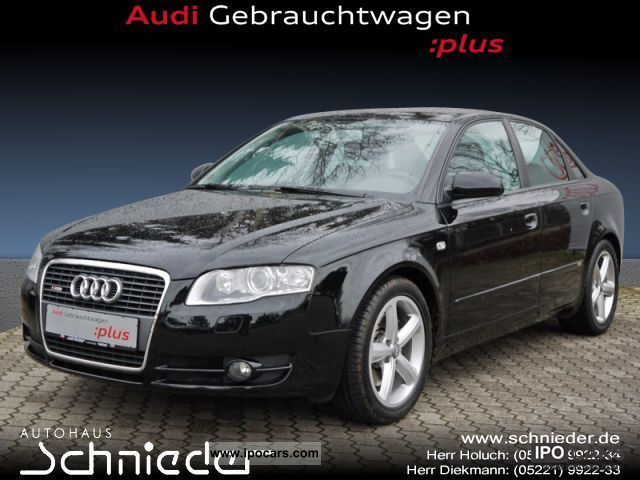 2007 Audi  A4 Saloon 1.8 T Limousine Used vehicle photo