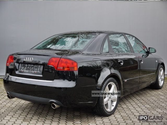 2007 audi a4 saloon 1 8 t car photo and specs. Black Bedroom Furniture Sets. Home Design Ideas