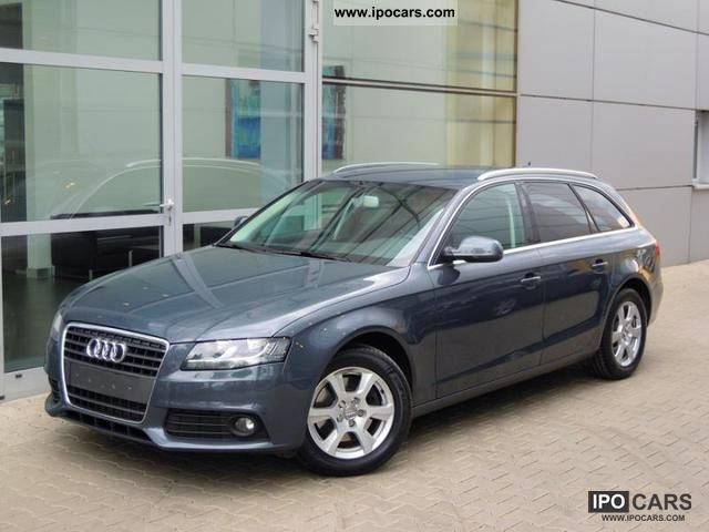 2009 Audi  A4 2.0 TDI Estate Car Used vehicle photo