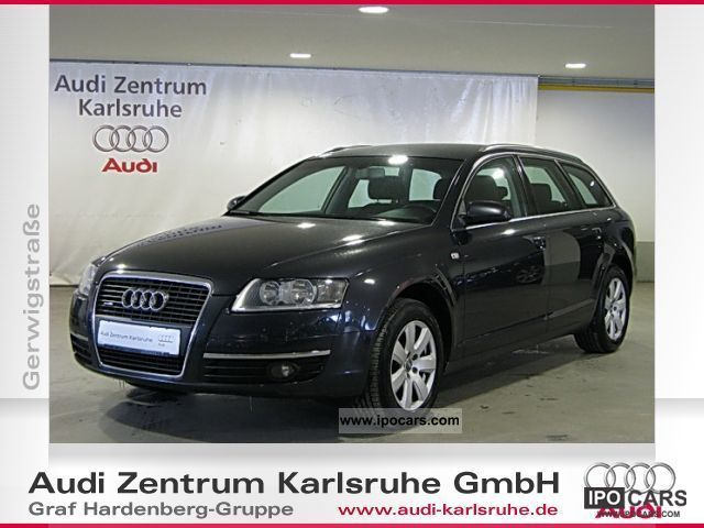 2007 Audi  A6 Avant 3.2 FSI Quattro Navigation (air) Estate Car Used vehicle photo