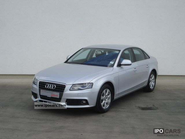 2008 Audi  A4 Saloon Ambience / Xenon Plus, climate, Sitzh Limousine Used vehicle photo