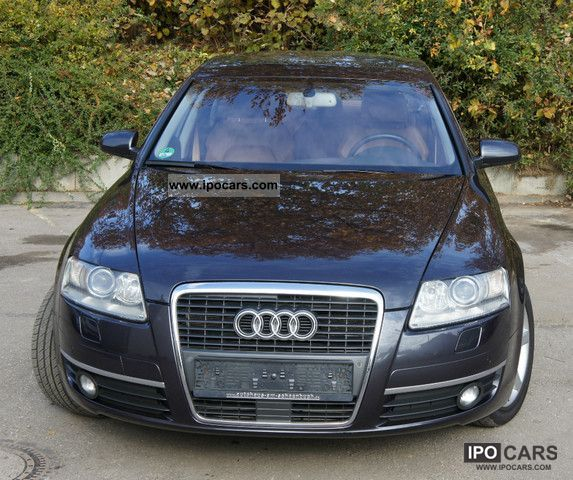 2006 audi a6 4 2 fsi quattro c6 related infomation specifications weili automotive network. Black Bedroom Furniture Sets. Home Design Ideas