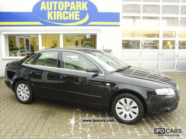 2007 audi a4 3 2 fsi quattro tiptronic navi car photo and specs. Black Bedroom Furniture Sets. Home Design Ideas