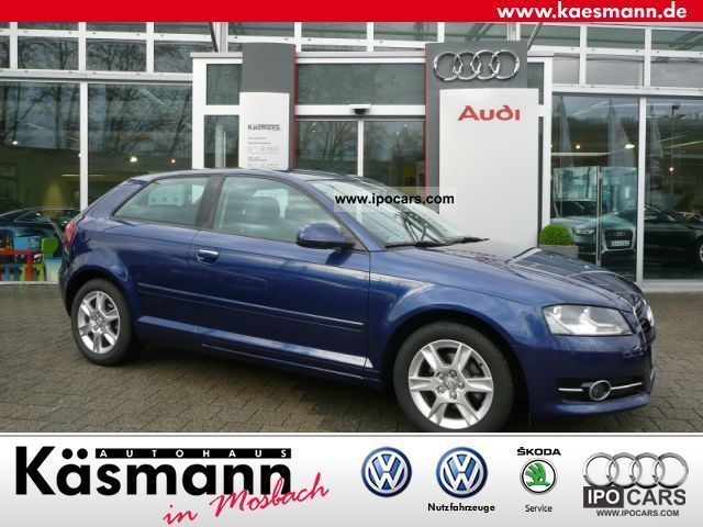 2010 Audi A3 1.2 TFSI Attraction (air parking aid) - Car Photo and ...