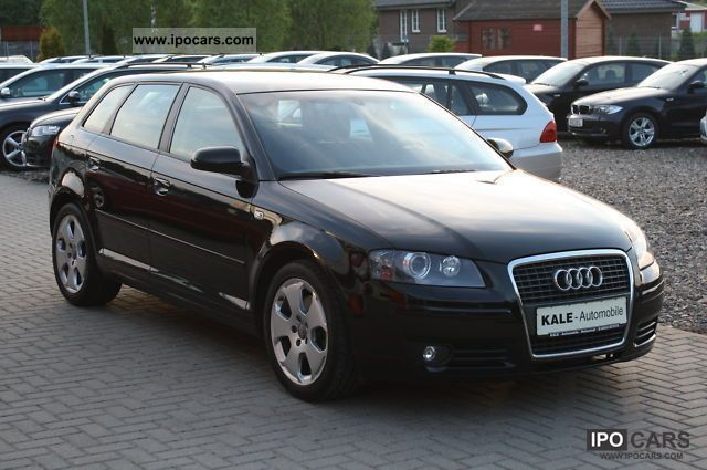 2008 audi a3 sportback 2 0 tdi related infomation specifications weili automotive network. Black Bedroom Furniture Sets. Home Design Ideas