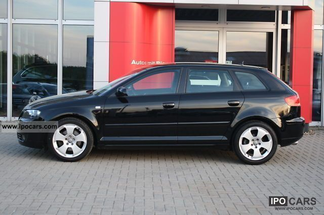 2008 audi a3 sportback 2 0 tdi dpf ambition bi xenon 1 hand car photo and specs. Black Bedroom Furniture Sets. Home Design Ideas