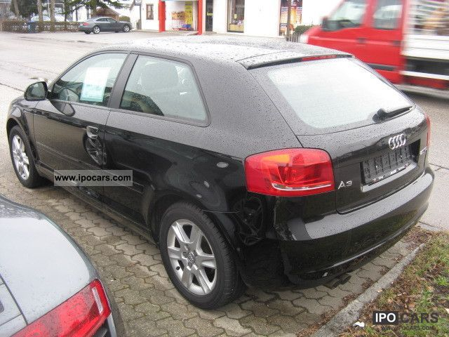 2008 audi a3 2 0 tdi s tronic car photo and specs. Black Bedroom Furniture Sets. Home Design Ideas