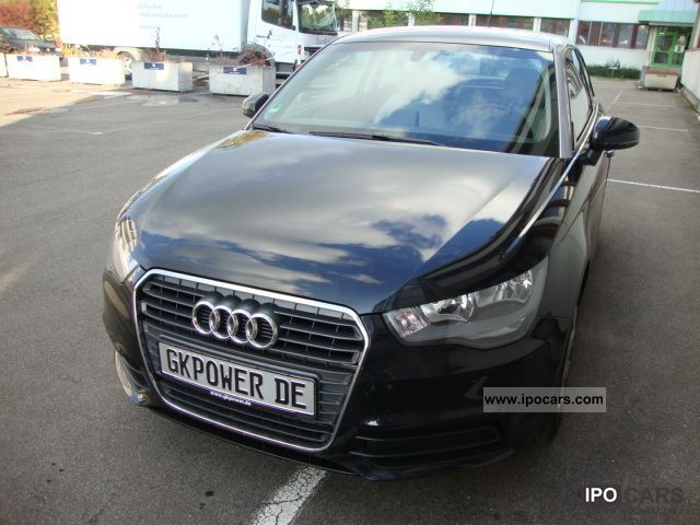 2011 Audi  A1 1.6 TDI Small Car Used vehicle photo