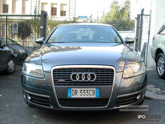 2008 Audi  A6 V6 3.2 FSI QUATTRO TIPTRONIC FULL * OPTIONAL * Limousine Used vehicle photo