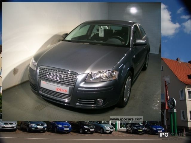 2006 Audi  A3 2.0 Attraction Automatic AIR Limousine Used vehicle photo