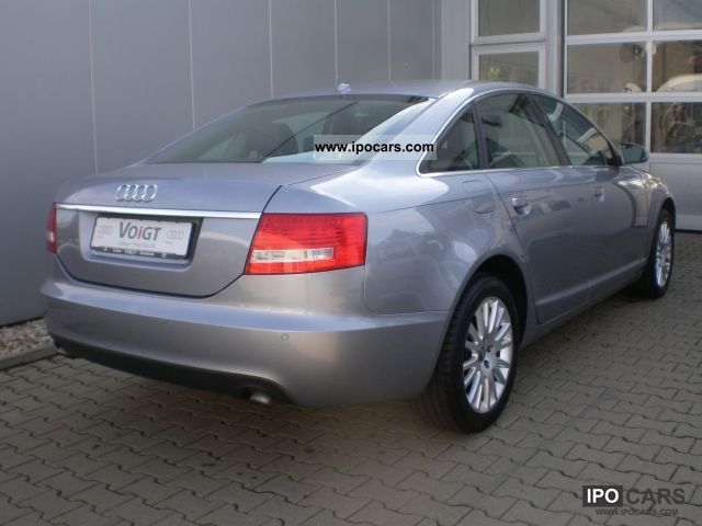 2006 audi a6 saloon 2 0 tdi car photo and specs. Black Bedroom Furniture Sets. Home Design Ideas