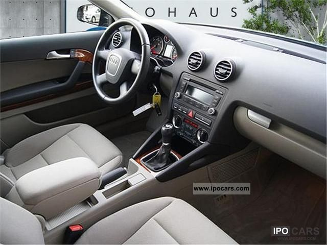 2007 audi a3 ambiente 1 9 tdi dpf xenon plus car. Black Bedroom Furniture Sets. Home Design Ideas