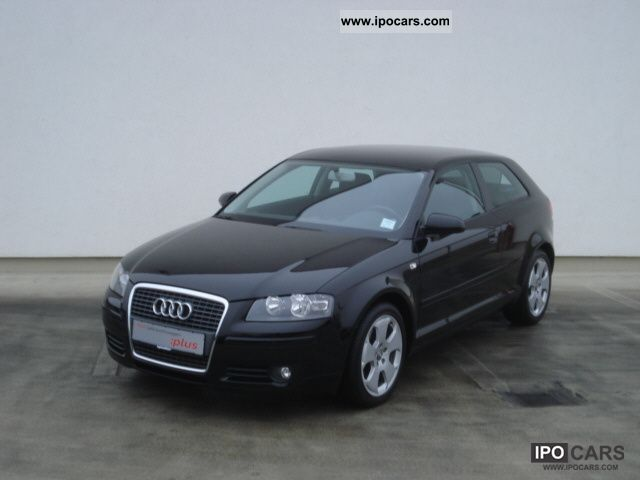 2007 audi a3 ambition car photo and specs. Black Bedroom Furniture Sets. Home Design Ideas
