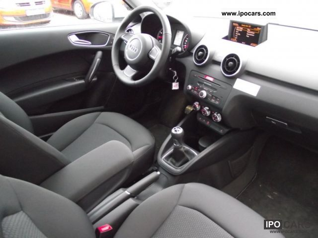 2010 Audi A1 1 4tfsi Attraction Car Photo And Specs