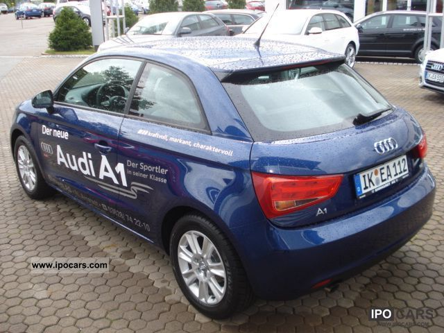 2010 audi a1 car photo and specs. Black Bedroom Furniture Sets. Home Design Ideas