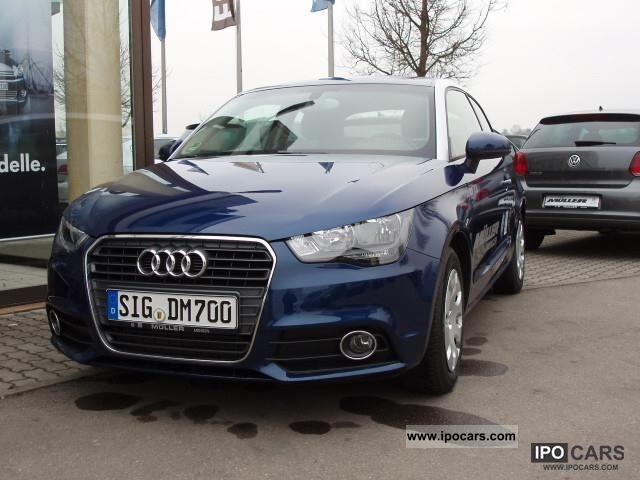 2010 Audi  A1 Ambition 1.2 TSI Small Car Used vehicle photo