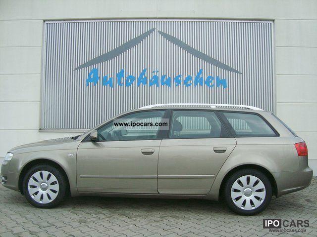 2008 Audi  A4 2.7 TDI XENON / AUTO. / NAVI / STANDH. Estate Car Used vehicle photo