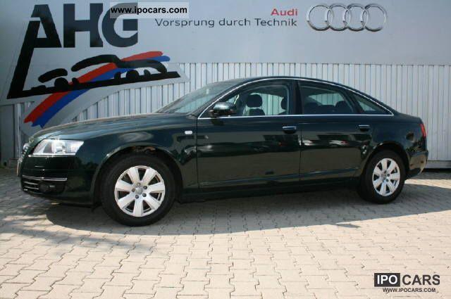 2006 Audi  A6 Saloon 2.7 TDI DPF Limousine Used vehicle photo