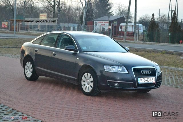 2007 Audi  A6 CAR *** Z *** gwarancja Limousine Used vehicle photo