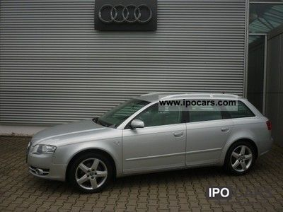 2006 Audi  Quatro A4 2.0tdi 170hp Xenon, Navigation, 114000km12/06 Estate Car Used vehicle photo