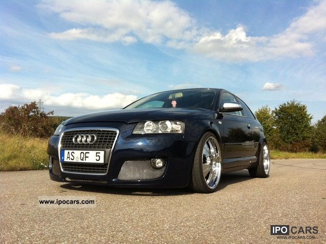 Audi  A3 Full features - TÜV again - Tuning 2004 Tuning Cars photo