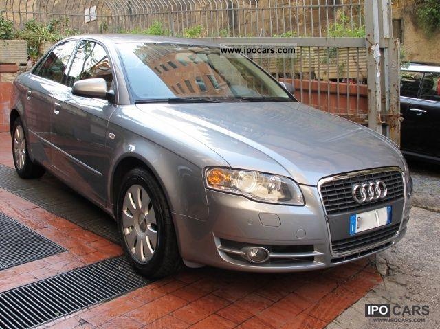 2007 Audi  A4 TDI 3.0/233CV F.AP. qu.tiptr.Top plus Limousine Used vehicle photo