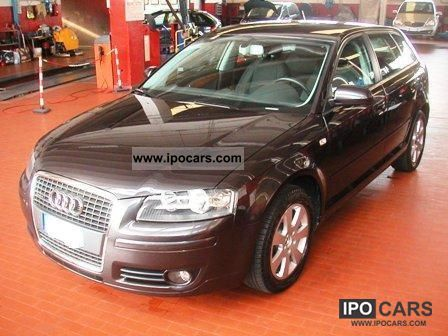 2007 audi a3 tdi sportb 2 0 ambien quattro fap car photo. Black Bedroom Furniture Sets. Home Design Ideas