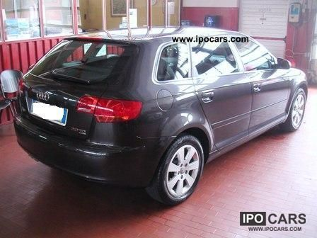 2007 audi a3 tdi sportb 2 0 ambien quattro fap car photo and specs. Black Bedroom Furniture Sets. Home Design Ideas