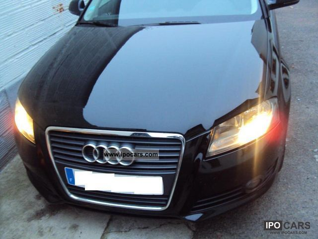 2009 audi a3 sportback 1 9 tdi 105 atmosphere car photo and specs. Black Bedroom Furniture Sets. Home Design Ideas