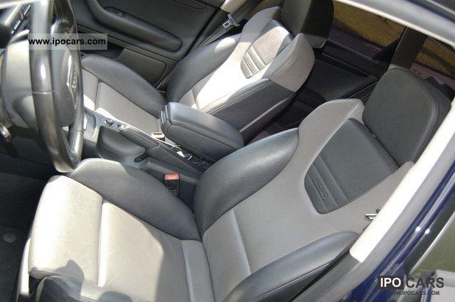 2007 Audi A4 B7 20tdi Dpf Auto Navi Recaro Climatron Car