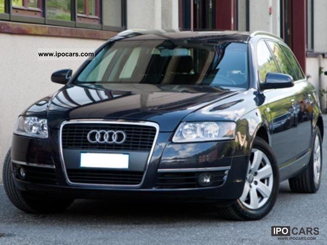 2008 Audi  A6 2.7 V6 TDI F.AP. Av. mult. Estate Car Used vehicle photo
