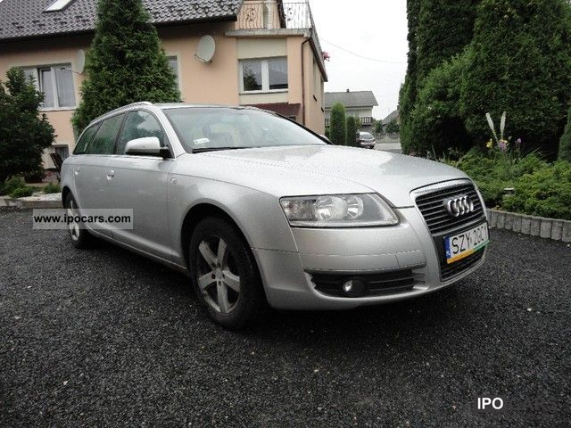 2007 Audi  A6 bisnes Estate Car Used vehicle (business photo