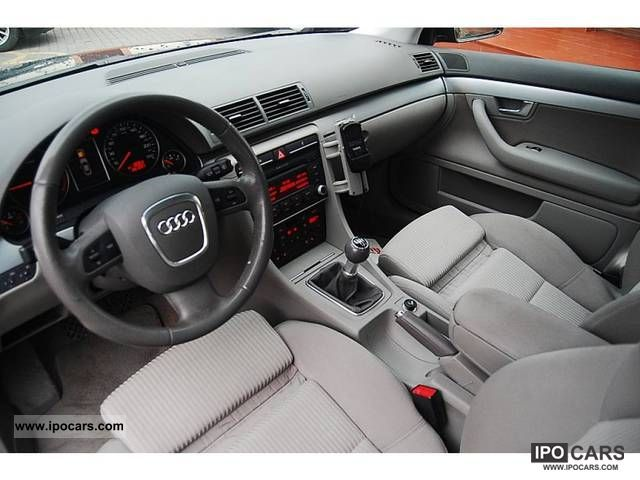 2007 Audi A4 S Line 2 0 Tdi Quattro Saloon Car Photo And Specs