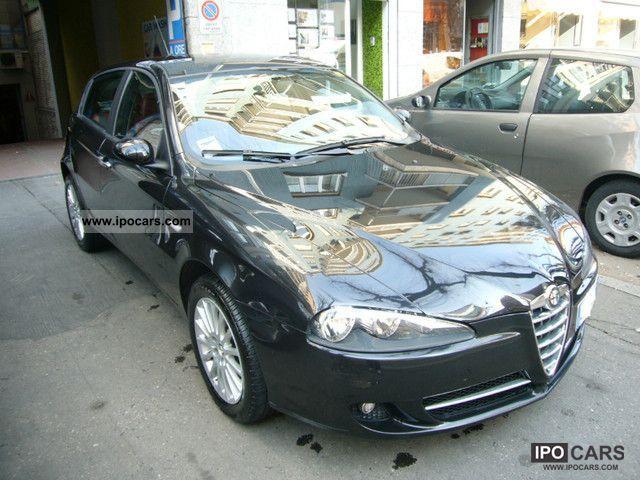 2007 Alfa Romeo  147 1.9 JTD 120CV Exclusive 5pt. Limousine Used vehicle photo