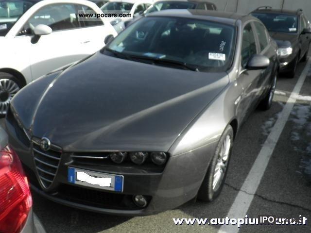 2009 Alfa Romeo  159 2.2 JTS 16V Distinctive Limousine Used vehicle photo