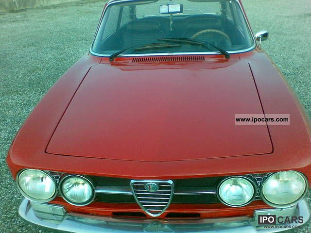 Alfa Romeo  GT 1975 Vintage, Classic and Old Cars photo
