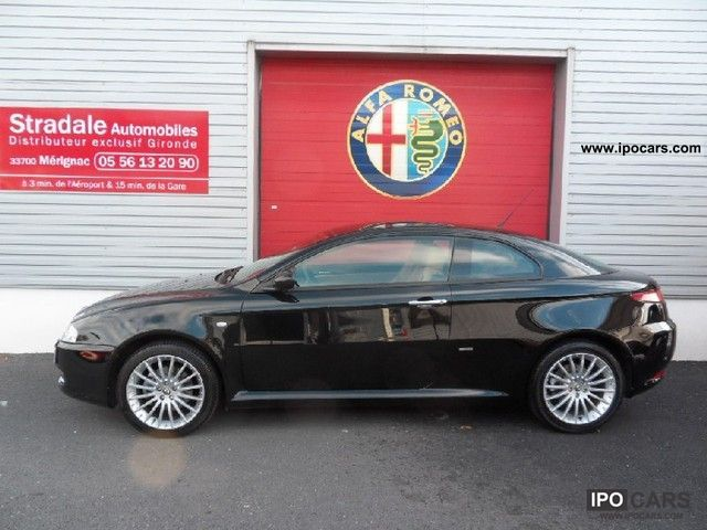 2009 Alfa Romeo  GT 1.8 16v Selective Limousine Used vehicle photo
