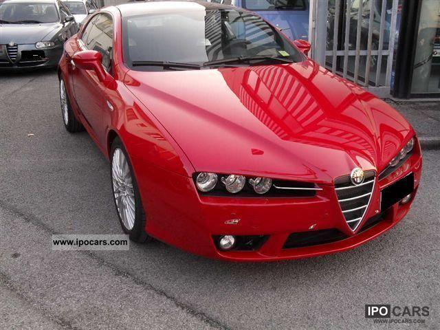 2009 Alfa Romeo  Alfa Brera Sports car/Coupe Used vehicle photo