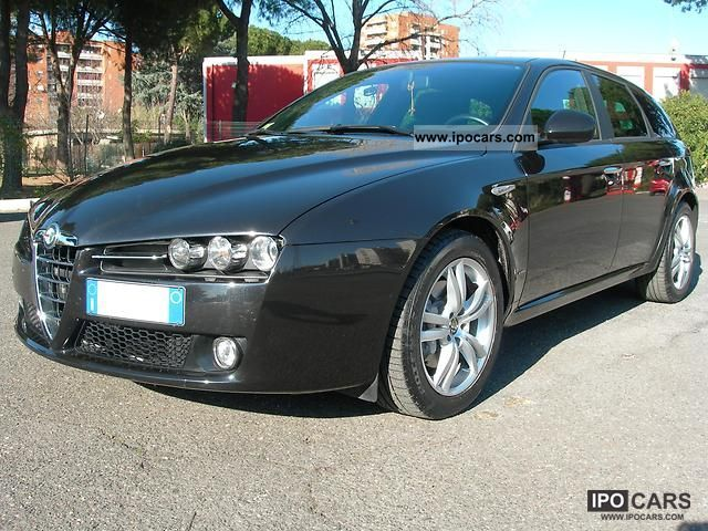 2008 alfa romeo 159 sw jtdm 150 cv car photo and specs. Black Bedroom Furniture Sets. Home Design Ideas
