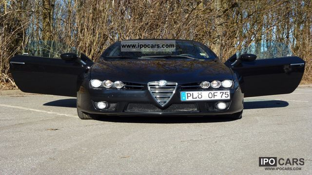 2007 Alfa Romeo  3.2 JTS V6 24V Q4 Exclusive (Motorsport) Cabrio / roadster Used vehicle photo