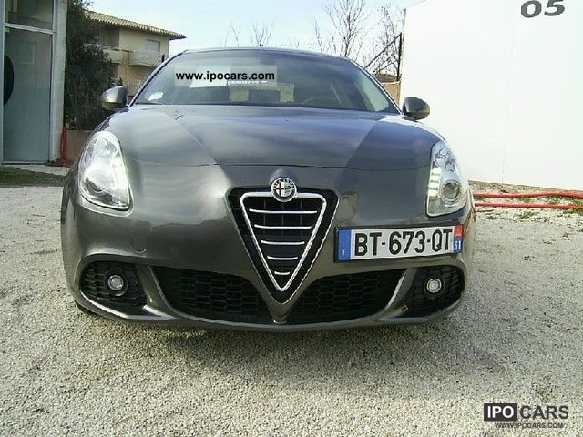 2011 Alfa Romeo  Guilietta SELECTIVE MJT 105 Limousine Used vehicle photo