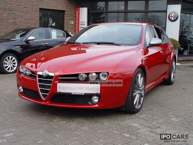 2010 alfa romeo 159 sw 2 4 aut ti management car essd m 2011 car photo and specs. Black Bedroom Furniture Sets. Home Design Ideas