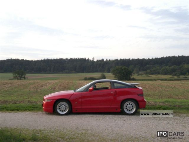 1995 Alfa Romeo  Other, S.Z. (ES30) Sports car/Coupe Used vehicle photo