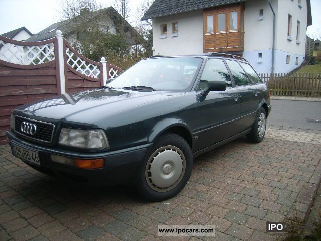 1992 Audi  B4 Estate Car Used vehicle photo