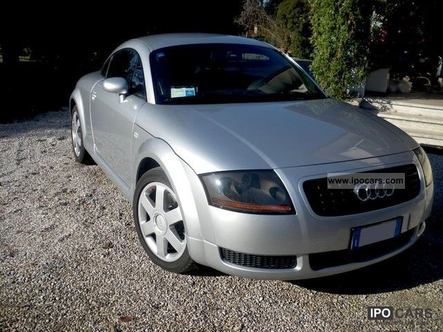 1998 audi tt coupe 8 1 car photo and specs. Black Bedroom Furniture Sets. Home Design Ideas