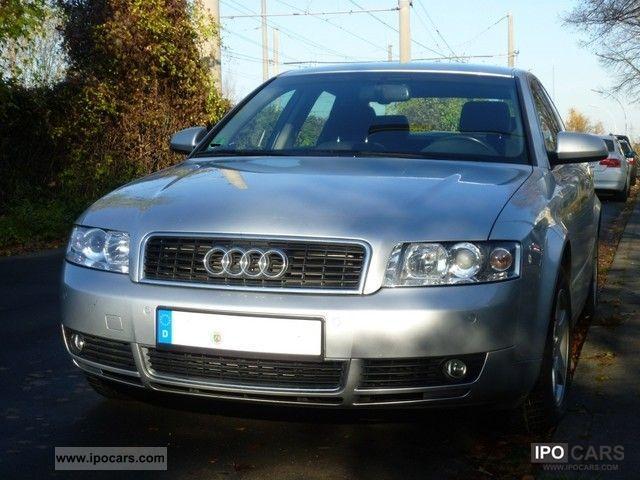 2003 Audi  A4 Automatic, NAVI Plus, No Damage Limousine Used vehicle photo